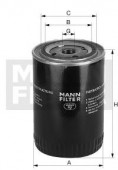 MANN-FILTER W 719/3 масляный фильтр