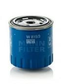 MANN-FILTER W 815/3 масляный фильтр