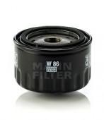 MANN-FILTER W 86 масляный фильтр