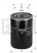 MANN-FILTER W 962/28 масляный фильтр