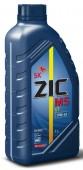 ZIC M5 4T 10W-40 Полусинтетическое моторное масло для бензиновых двигателей