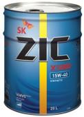 ZIC X5000 15W-40 Полусинтетическое моторное масло