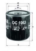 Mahle OC 1063 масляный фильтр