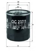 MAHLE OC 237/1 масляный фильтр