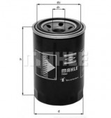 MAHLE OC 274 масляный фильтр