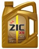 Zic X9 LS 5W-30 Моторное масло