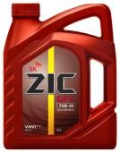ZIC GFT 75W-85 Синтетическое трансмиссионное масло