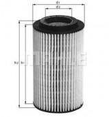 MAHLE OX 153D3 масляный фильтр