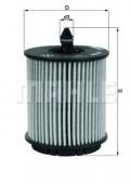 MAHLE OX 258D масляный фильтр
