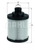 MAHLE OX 418D масляный фильтр