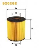 WIX 92026E масляный фильтр