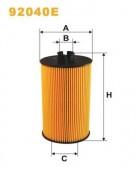 WIX 92040E масляный фильтр