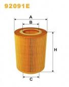 WIX 92091E масляный фильтр