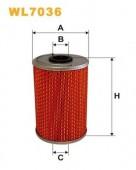 WIX WL7036 масляный фильтр