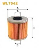 WIX WL7042 масляный фильтр