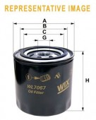 WIX WL7074 масляный фильтр