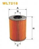 WIX WL7218 масляный фильтр