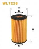 WIX WL7228 масляный фильтр