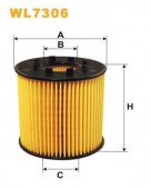 WIX WL7306 масляный фильтр