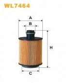 WIX WL7464 масляный фильтр