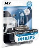 Philips WhiteVision H7 12V 55W ��������� �������, 1��