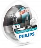 Philips X-TreamVision H1 12V 55W Автолампа галоген, 2шт