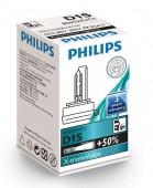Philips X-TreamVision D1S 85V 35W Автолампа ксенон, 1шт