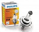 Philips Vision H4 12V 60/55W ��������� �������, 1��