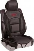 Vitol MF 1007/CN 12527 BK Накидка на сиденье черная, 1шт