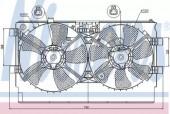 Nissens 85635 Вентилятор
