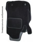 EMC Elegant Коврики в салон для Mitsubishi L 200 с 2006-10 механика текстильные черные 5шт