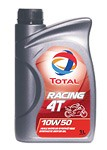 Total Racing 4T ������������� �������� ����� ��� �������������� ���������� ���������� 10W-50