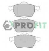 Profit 5000-1167 Комплект тормозных колодок