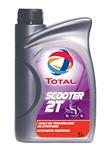 Total Scooter 2T Синтетическое масло для 2Т двигателей