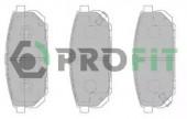 Profit 5000-1736 Комплект тормозных колодок