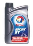 Total Sport 2T масло на синтетической основе для двухтактных двигателей