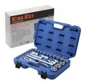 King Roy ROJ-KGNI19 Набор инструментов на 27 предметов