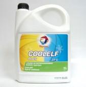 Total Coolelf Plus -37С Антифриз cине-зелёный готовый