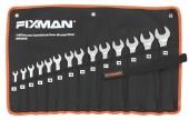 Fixman Набор ключей комбинированных, 14шт,  8-24 мм