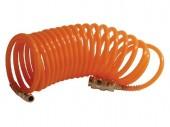 InterTool Шланг спиральный полиуретановый