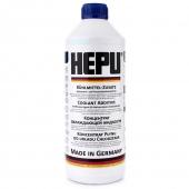 Hepu P999 G11 -80С Антифриз концентрат синий