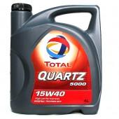 Total TOTAL Quartz 5000 15W-40 Моторное масло