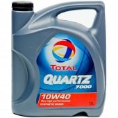 Total Quartz 7000 10W-40 Полусинтетическое моторное масло