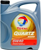 Total Quartz 9000 5W-40 Моторное масло