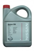 Nissan Motor Oil 5W-40 (EU) Оригинальное моторное масло