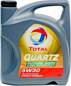 Total QUARTZ 9000 FUTURE NFC 5W-30 Моторное масло