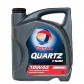 Total Quartz Diesel 7000 10W-40 Полусинтетическое моторное масло