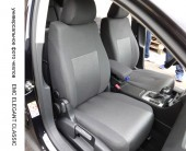 EMC Elegant Classic Авточехлы для салона Nissan Navara Double Cab с 2005–10г
