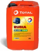 Total Total Rubia TIR 6400 15W-40 Моторное масло