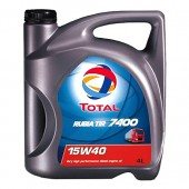 Total Total Rubia TIR 7400 15W-40 Моторное масло